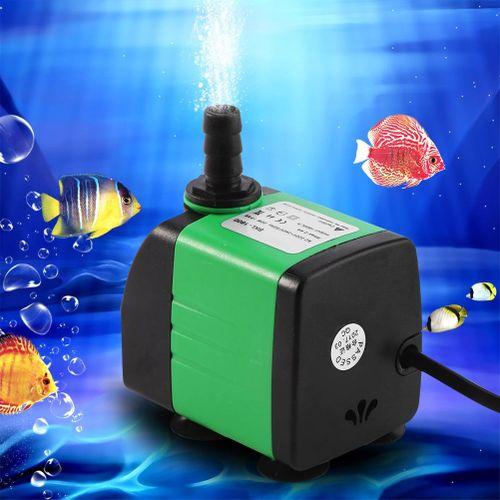 5 Types ABS Submersible Pump Fish Tank Aquarium Pond Fountain Spout Water Pump J