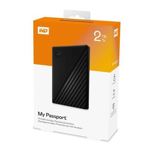 WD 2TB My Passport Ultra USB 3.1 External Hard Drive