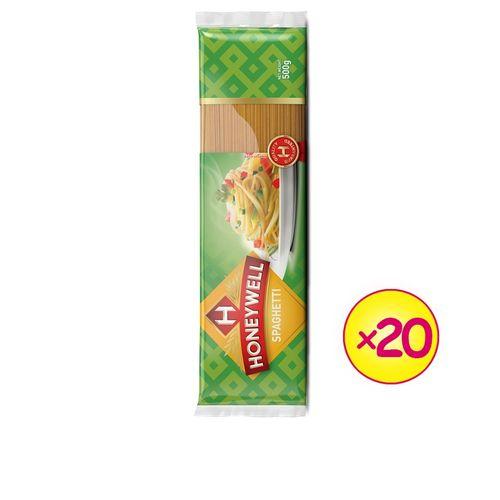 Spaghetti 500G - 1 Carton (X 20)