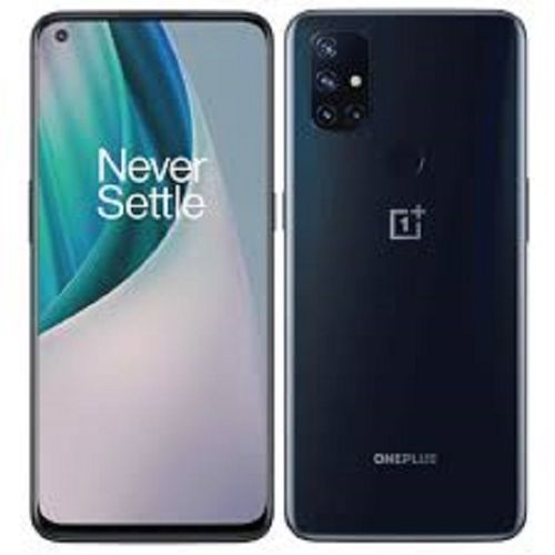 Oneplus Nord N100 battery life phone