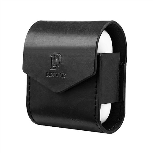 DUX DUCIS For Apple Earpods Case Luxury PU Leather Magnetic