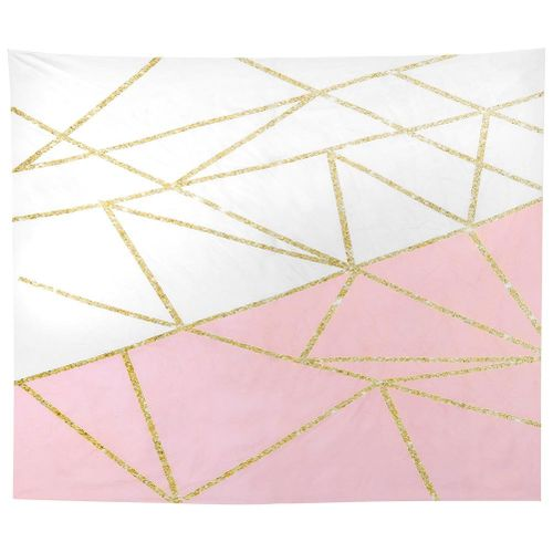 Wall Hanging Geometric Tapestry Fashionable Fabric Pattern Wall Art For Bedroom Bedroom Living Room, Wall Blanket Beach Towels Home Decor