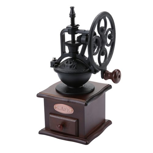 Manual Coffee Bean Grinder Hand Mill Pepper Spice Home Grinding Machine