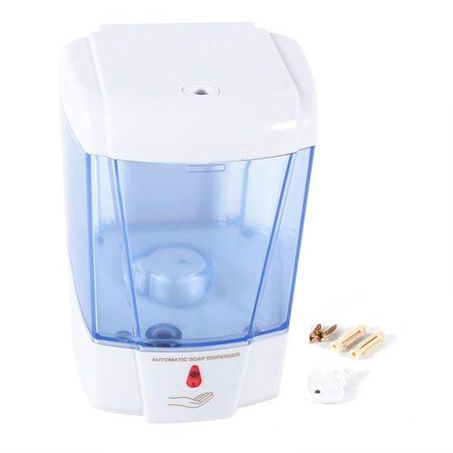 Automatic Soap Dispenser 700ml Hands Free Automatic Sensor Touchless Soap Liquid Dispenser