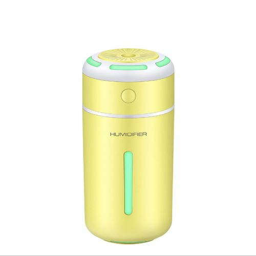 Mute Ultrasonic Aroma Essential Oil Diffuser Air Purifier Humidifier LED Light