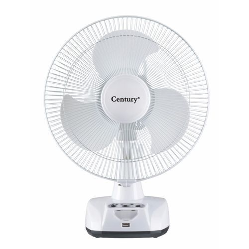 STANDARD 12'' RECHARGEABLE TABLE FAN FRCT-30-A