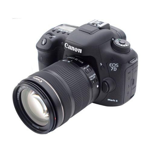 EOS 7D Mark II Compact - Digital SLR 20.2 MP Full HD Camera