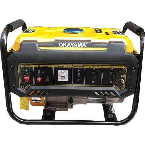 Okayama Gasoline Generator 2.8kva Manual Start
