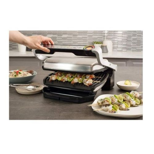 OptiGrill & Grill With Automatic Sensor Cooking