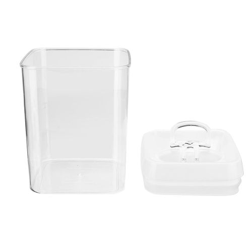 AIR TIGHT FOOD CONTAINER Vacuum Seal Dry Cereal Pasta Rice Spaghetti Food Box 1.7L