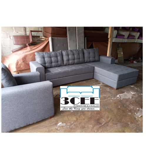 Sectional Couch And Single