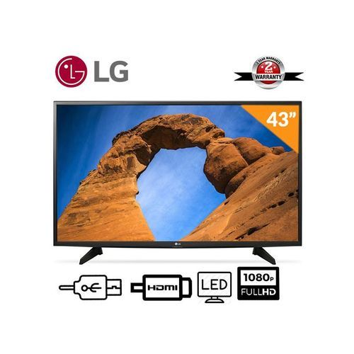 LG 43 inch Smart TV price in Nigeria