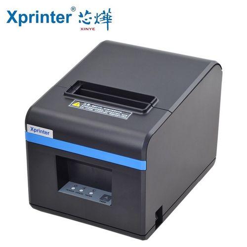 POS Thermal Receipt Printer 80mm - XP-N160II - Black
