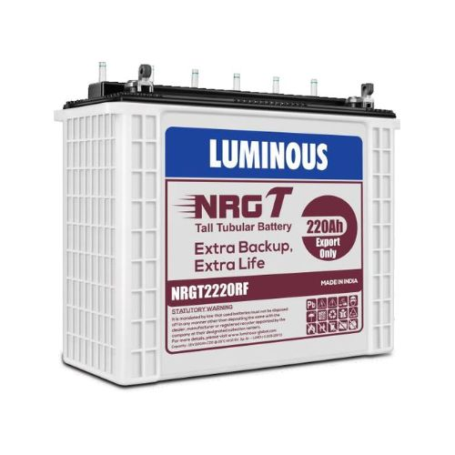 Luminous 220AH/12V Tubular Battery