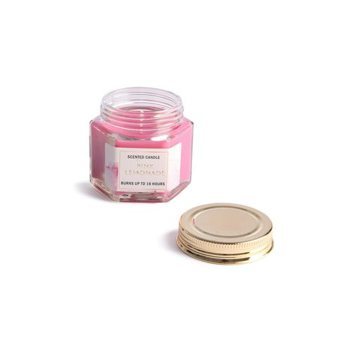 Pink Lemonade Jar Candle