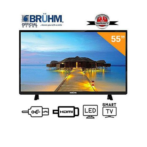 55-Inch UHD Smart TV BTF-55UDASP HD Smart TV