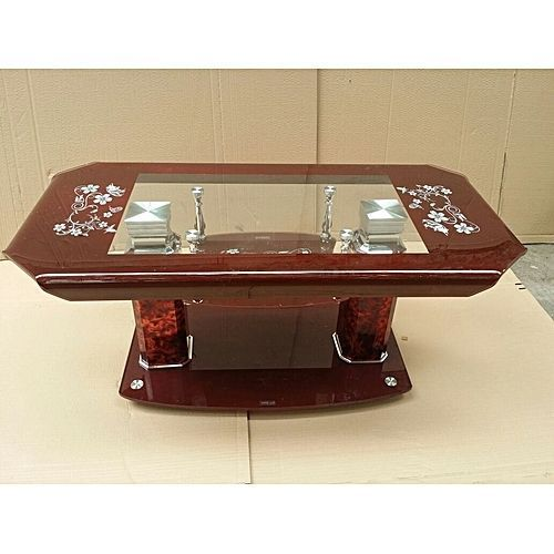 Centre Coffee Table Tempered -GLASS