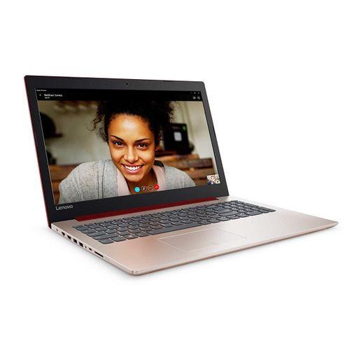 Ideapad 330 Intel I3-8130U 4GB 1TB 15.6 Windows 10 Coral Red