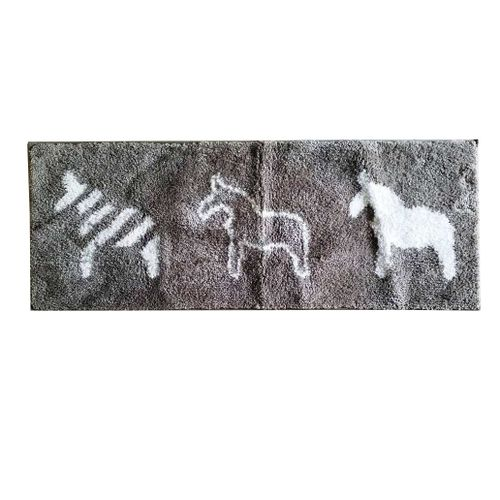 45cm By 120cm Animal Prints Bath Rug