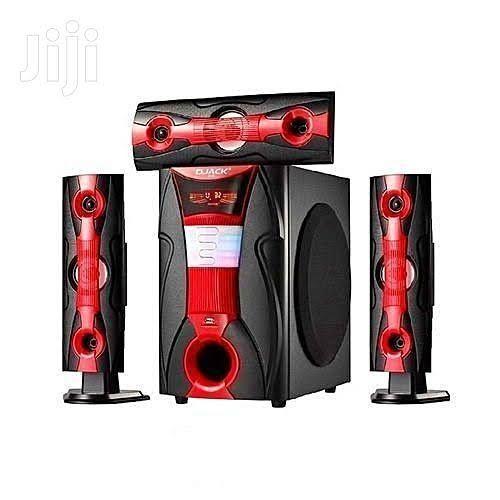 DJ Q3L Bluetooth Home Theatre System + DVD