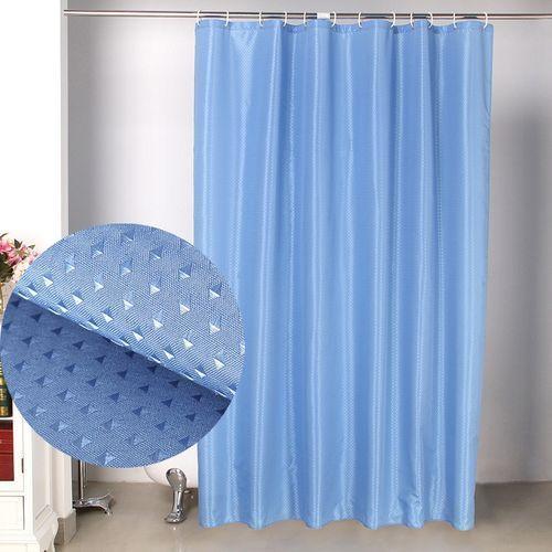 Shower Curtain (Sky Blue)