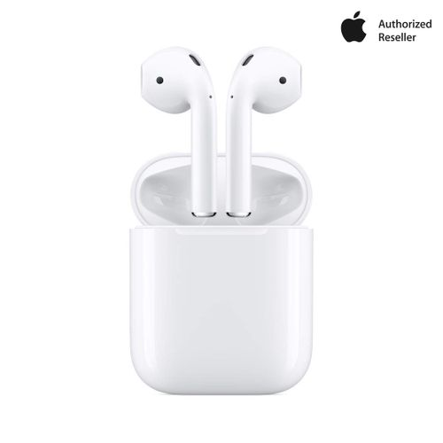 AIRPODS 2 WITH CHARGING CASE (Latest Model)