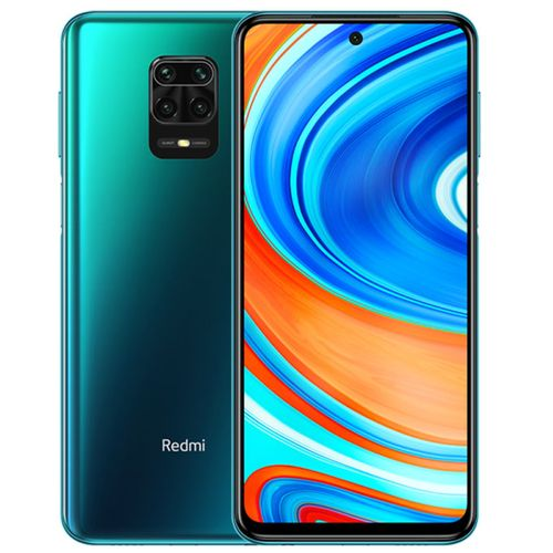 Redmi Note 9s 6GB 128GB, 48MP+8MP+5MP+2MP, 5020mah Snapdragon 710g, Corning Gorilla Glass- Aurora Blue