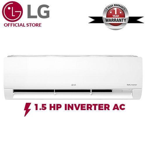 1.HP Gencool-Inverter Split Unit Air Conditioner - 100% COPPER