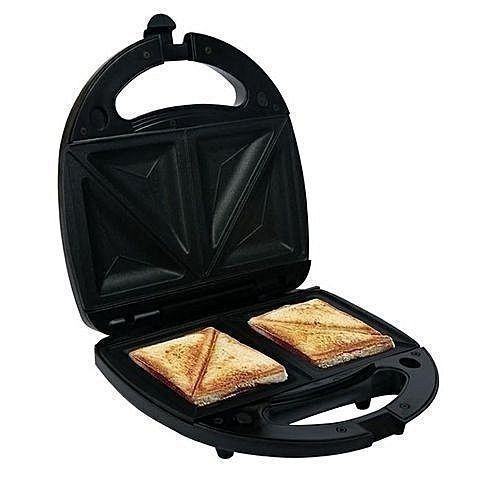 2 Slices Non-Stick Sandwich Maker-Bread Toaster