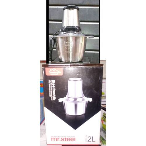 4 Blades Multifunctional Food Processor And Yam Grinder