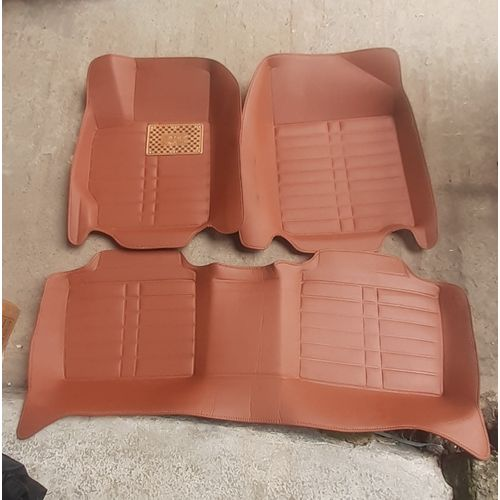 Car Foot Mat/Customize Car Leather Carpet/Car Auto Floor Mat