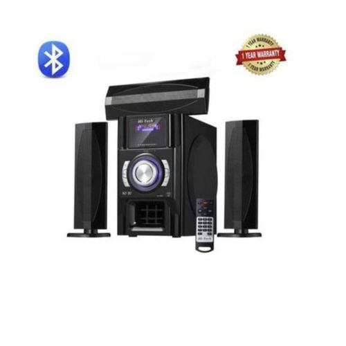 Powerful SOUND Bluetooth Home Theater Sound System