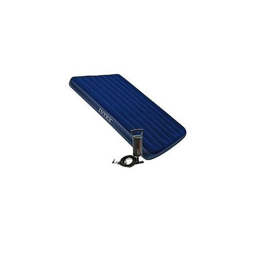 Single/student Intex Airbed With Pump (1 User)