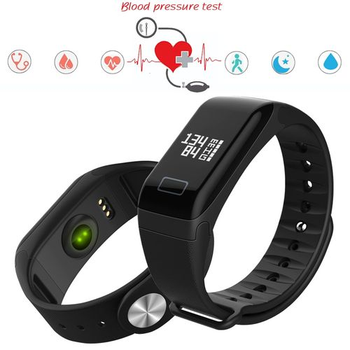 Fitness Tracker Smart Band Blood Pressure Smart Bracelet Digital Pulse Oximeter Heart Rate Monitor Sleep Monitor Wristband Wearable Devices With Pedometer