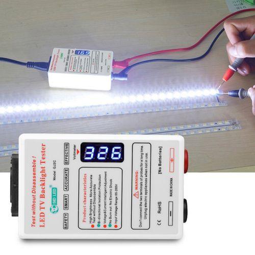 [WeekW Mall] Dual Insulation Design LED Light Tester Multi-level Protection LED TV Backlight Tester