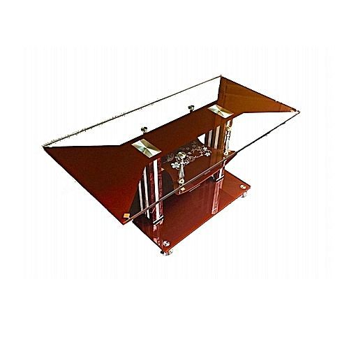 Room/Parlour Coffee Center Table-Brown