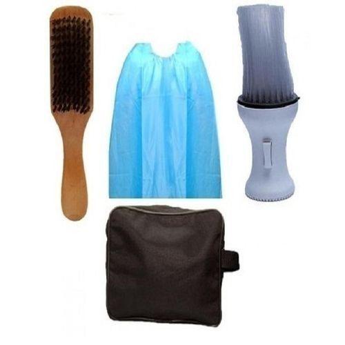 4-in-1 Pro Barbing Kit - Multicolour