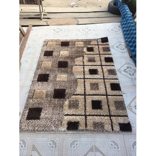 Trendy Thick Fluffy Best Quality Center Rugs(4 By 6)