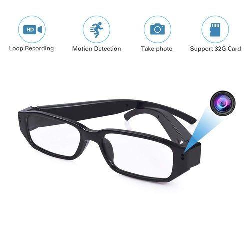 HD Hidden Camera Recording Eye Glasses