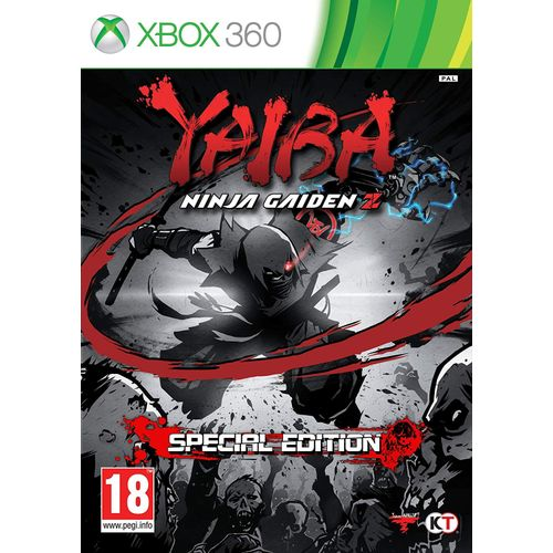 Yaiba Ninja Gaiden Z: Special Edition -Xbox 360