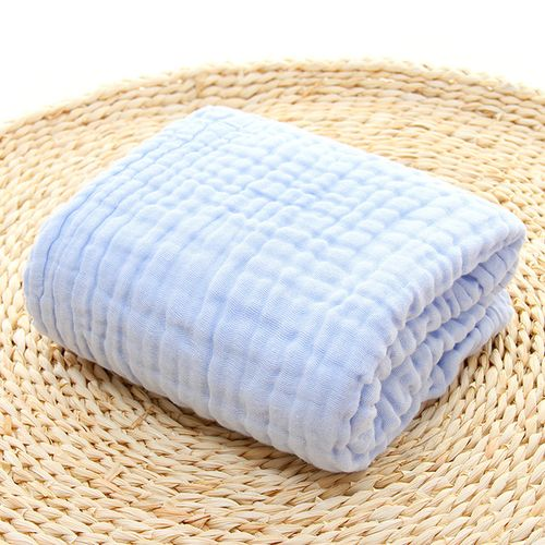 Newborn Infants Wrapping Blanket Six-layer Gauze Bath Towel