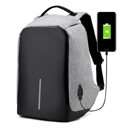 Anti - Theft Laptop Back Pack With Usb Charging Port
