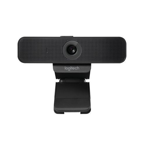 C925-e Webcam With HD Video And Built-In Stereo Microphones