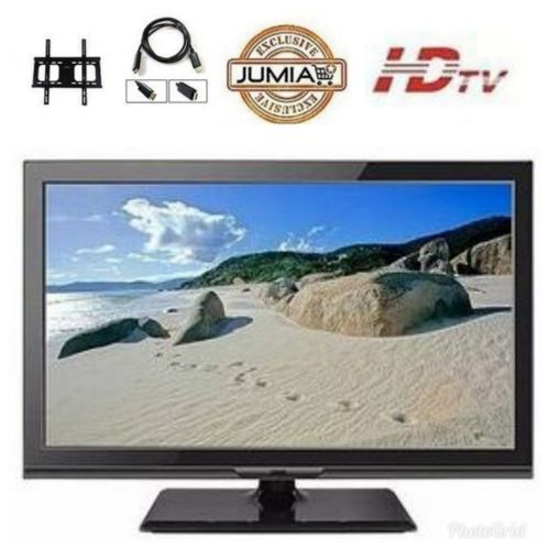"26"" INCHES FULL HD LED TV + Free Wall Hanger & HDMI Wire"