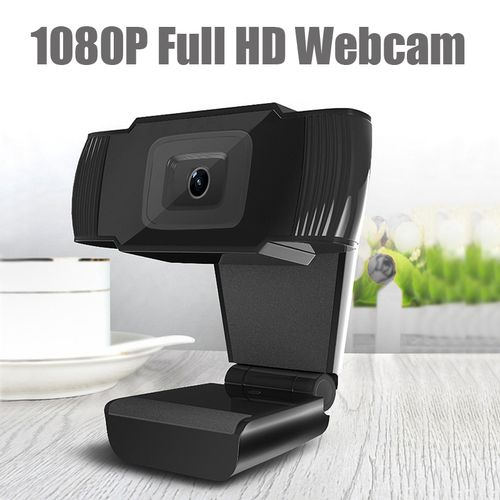 HD 1080P 12MP USB Webcam Camera W/ MIC Clip-on Laptop Skype