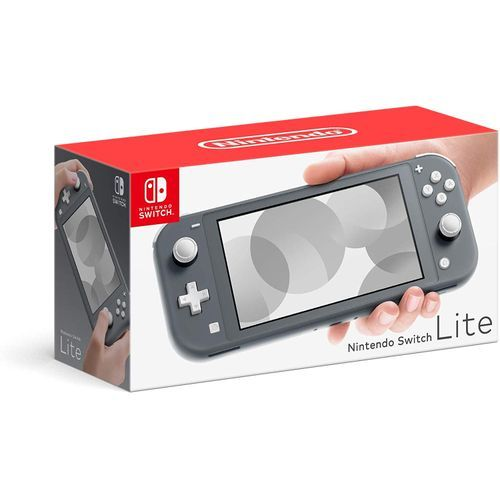 Nintendo Switch Lite -Gray,yellow Or Turquoise By Nintendo