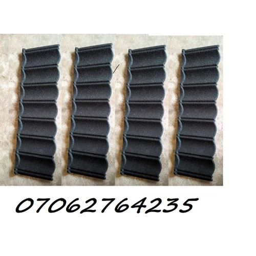 GERAD DOCHERICH QUALITY STONE COATED ROOFING SHEET