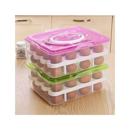 Egg Rack Box - For Kitchen And Homes