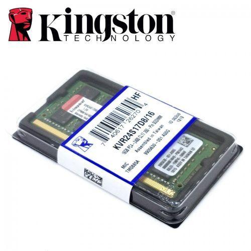 Kingston 16GB DDR4 2400MHz KCP424SD8/16 Sodimm RAM
