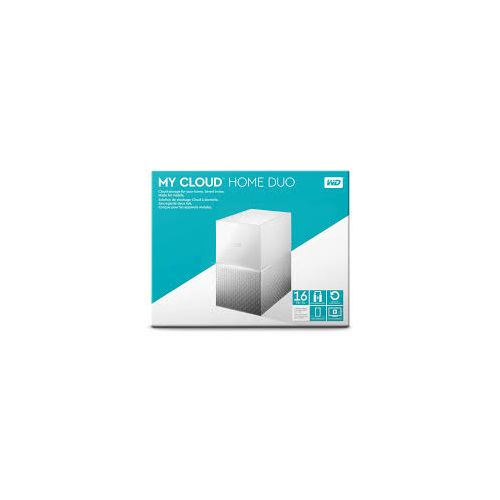 WD 16TB My Cloud Home Duo Personal Cloud